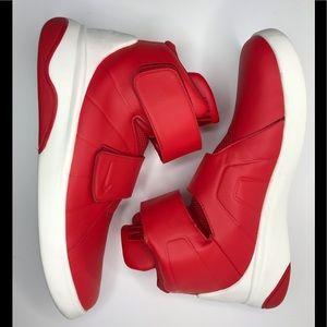 Nike men's Marxman casual high top shoe 11